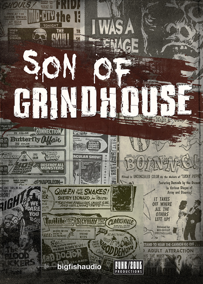 Son Of Grindhouse Cover