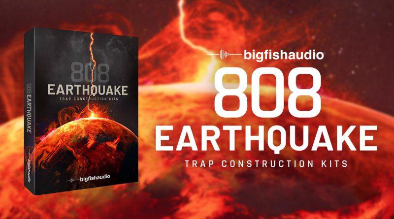 808 Earthquake from Big Fish Audio