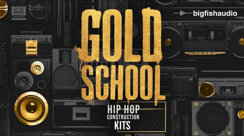 Gold School: Hip Hop Construction Kits