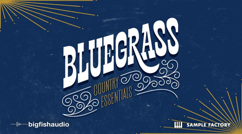 Country Essentials: Bluegrass