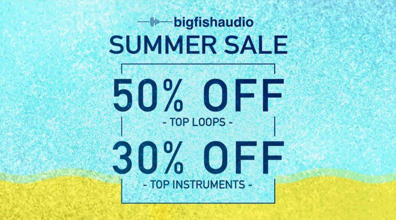 Big Fish Audio Summer Sale 2020