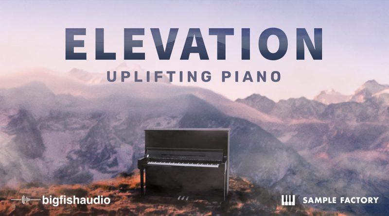 Elevation: Uplifting Piano by Big Fish Audio