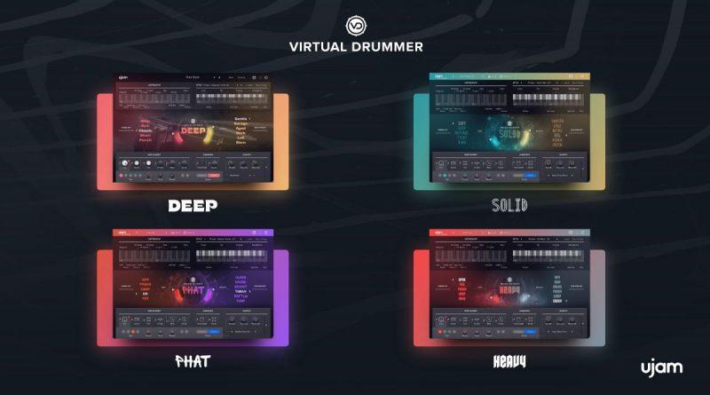 UJAM Virtual Drummer Deep at Big Fish Audio