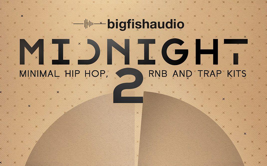 Midnight 2: Minimal Hip Hop, RnB and Trap Kits