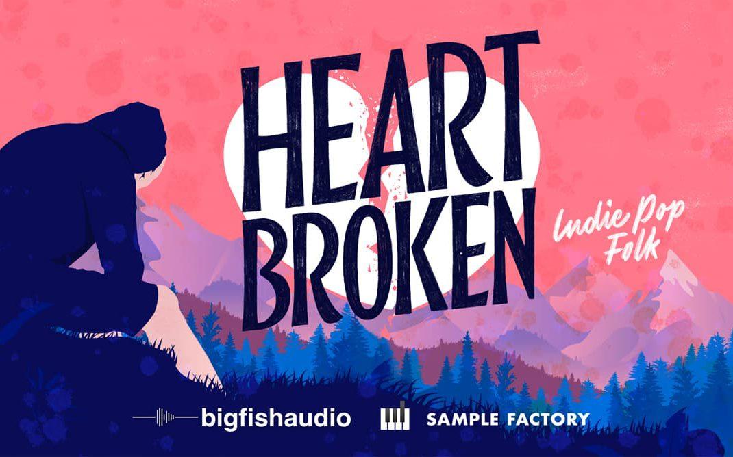 Heartbroken: Indie Pop Folk