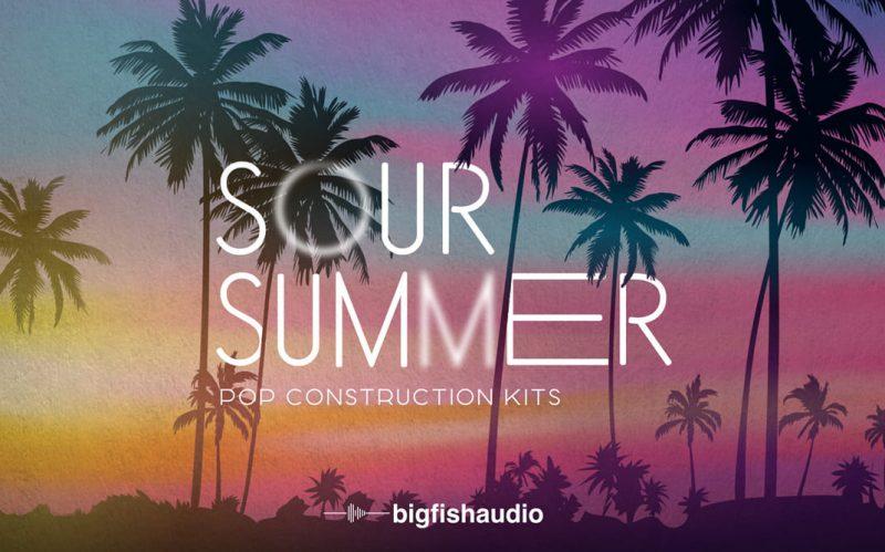 Sour Summer: Pop Construction Kits