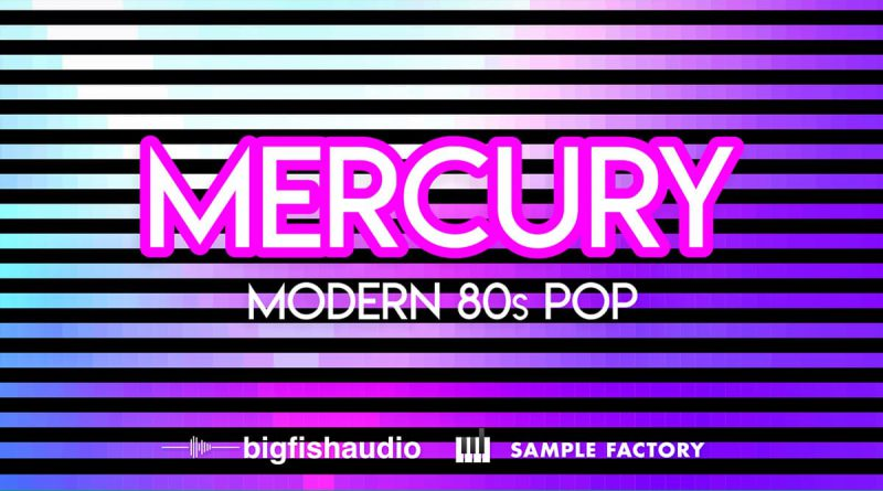 Mercury: Modern 80s Pop