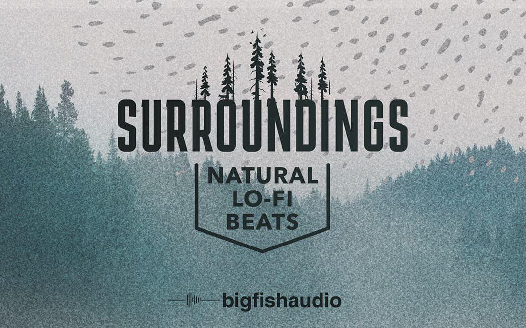 Surroundings: Natural Lo-fi Beats by Big Fish Audio